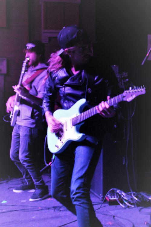 Nick Johnston live @ Mama Roux's, Birmingham Photo Credit: Jamie Vann-Watson