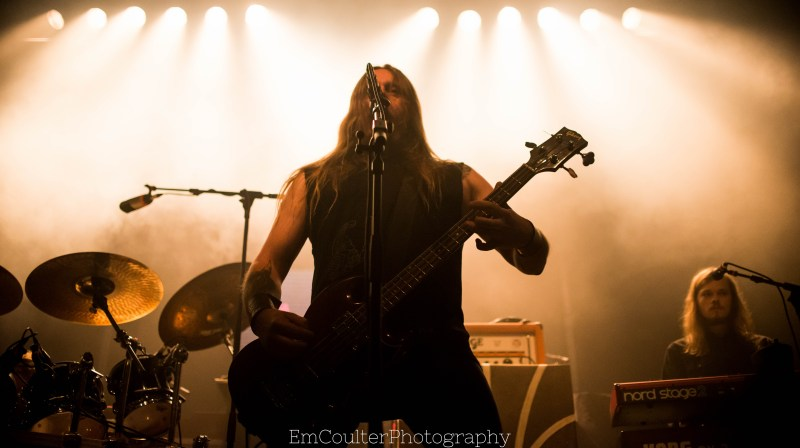 Enslaved live @ The Ritz, Manchester. Photo Credit: Em Coulter Photography