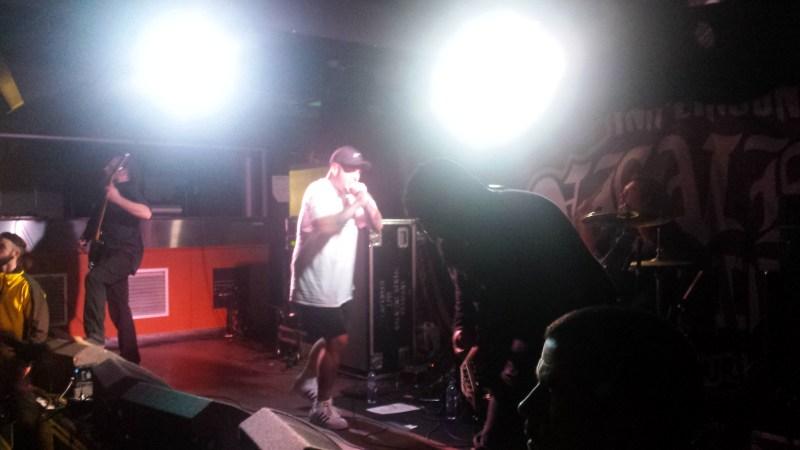 Emmure live @ Impericon Never Say Die! Tour 2017. Photo Credit: James Croft