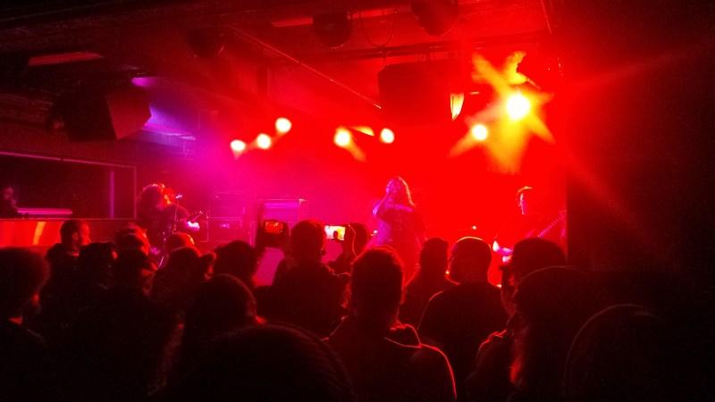 Lorna Shore live @ Impericon Never Say Die! Tour 2017. Photo Credit: James Croft