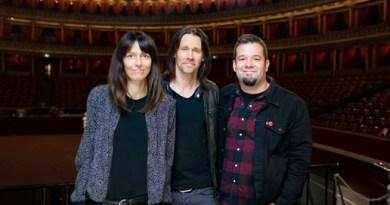 Billie Klein (Napalm Records), Myles Kennedy, Tim Tournier (manager)