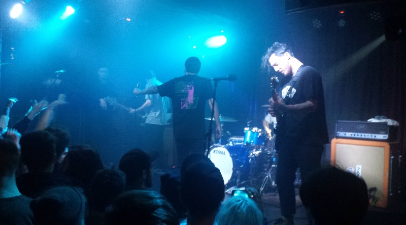 Counterparts live @ Rebellion, Manchester. Photo Credit: James Croft
