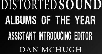 Distorted Sound AOTY 2017 - Dan McHugh