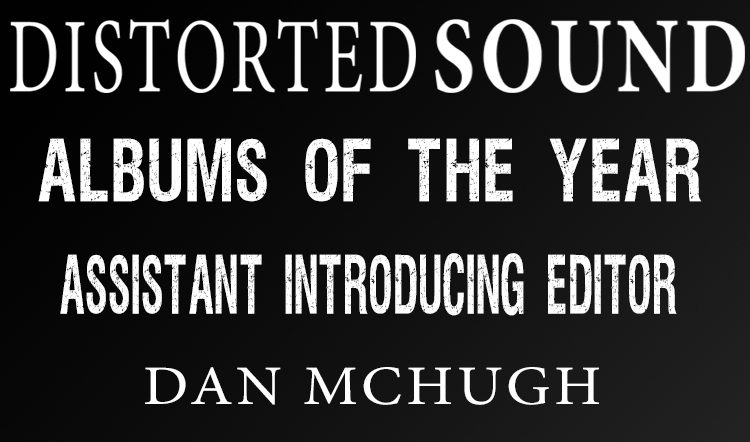Distorted Sound AOTY 2017 - Dan McHugh