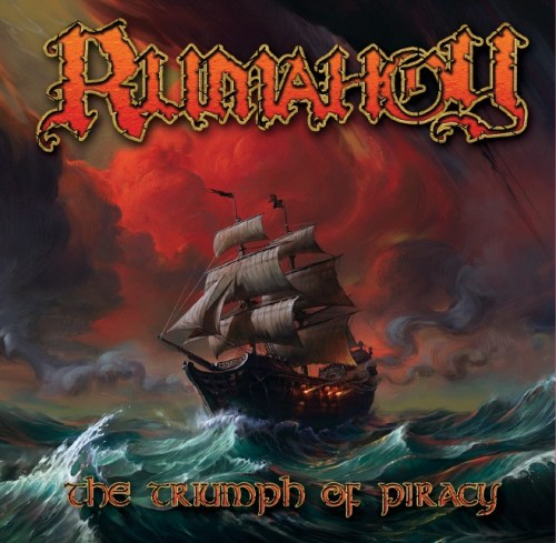 The Triumph of Piracy - Rumahoy