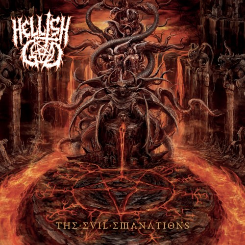 The Evil Emanations - Hellish God