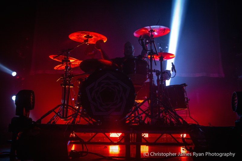 LIVE REVIEW: Carpenter Brut @ The Ritz, Manchester - Distorted Sound
