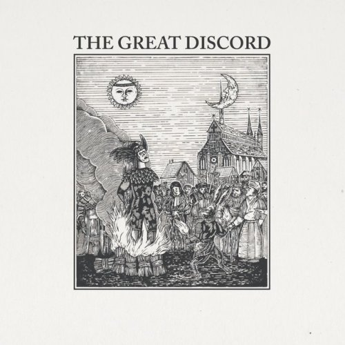 The Great Discord announce new EP 'Afterbirth' - Distorted Sound