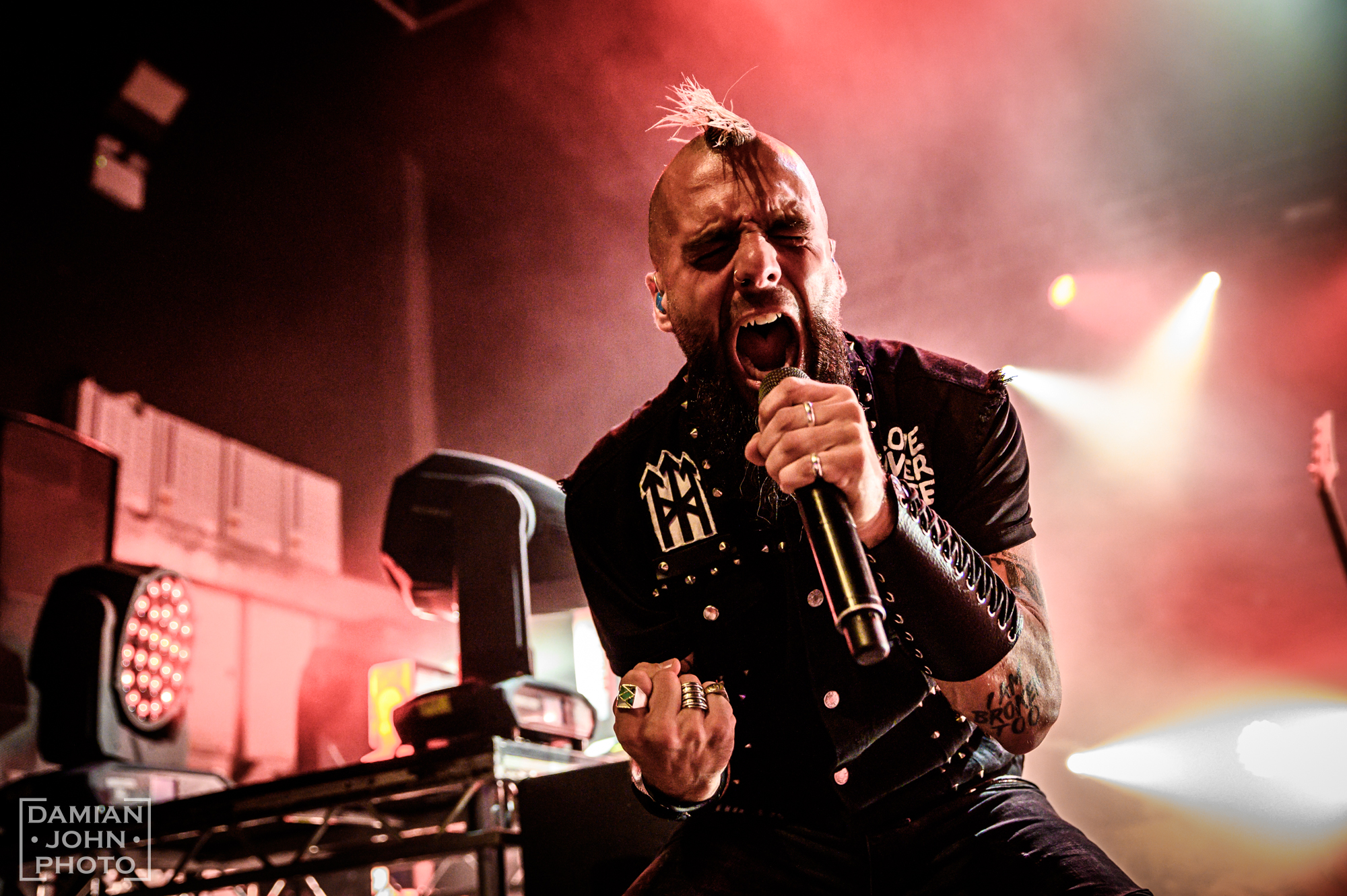 Live Review Killswitch Engage O2 Academy Birmingham Distorted