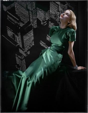 Untitled (Green dress), 1946