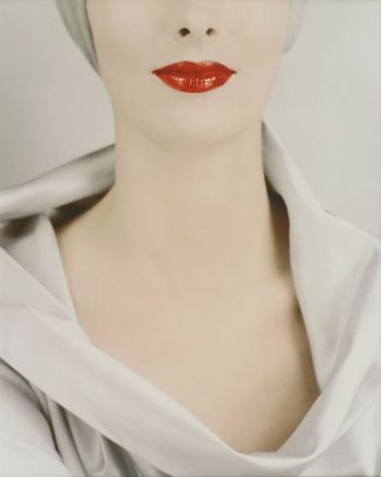 The Low-cut neckline, Vogue New-York, 1952