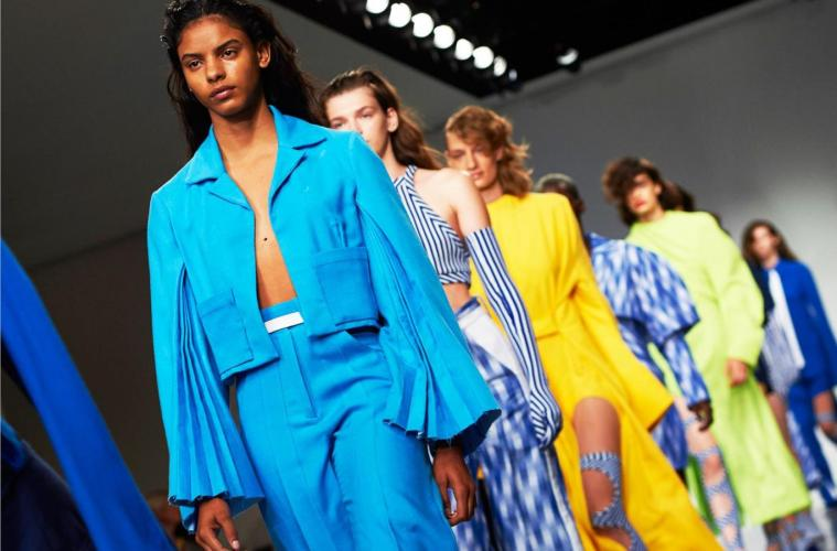 Richard Malone SS18_london fashion week