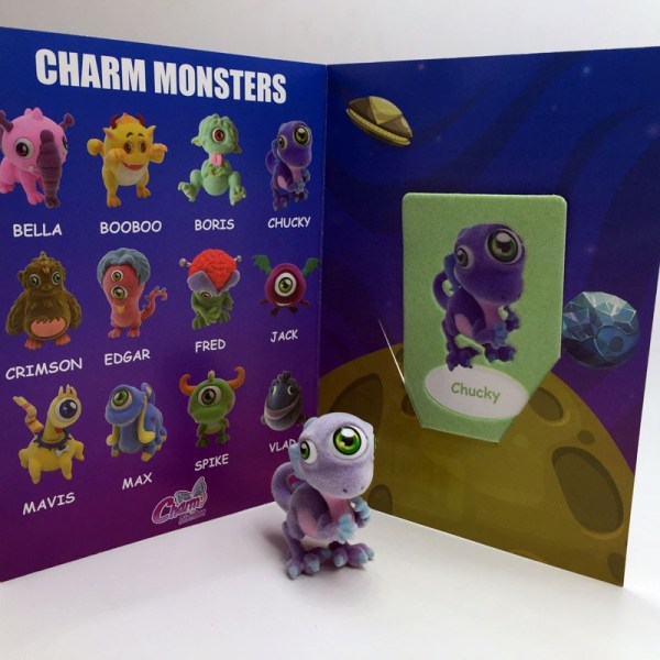Charm Monsters Distribox