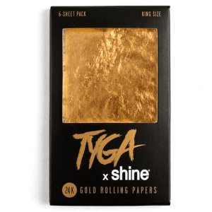 Shine® x Tyga 6 sheet pack