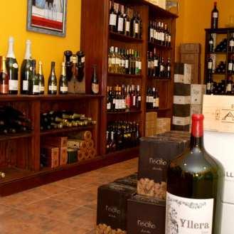 Detalle Vinoteca