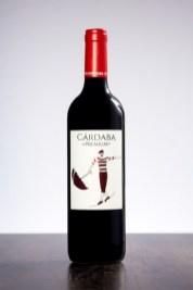 Botella de Cárdaba Premium (Syrah)