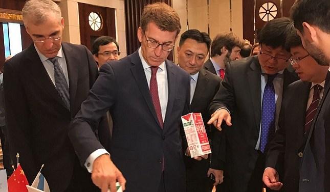 Empresas de Galicia negocian con China para expandir sus negocios
