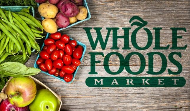 Amazon compra Whole Foods Market, cadena de supermercados de comida orgánica