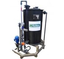 Sistemas de dosificación o neutralización para el tratamiento de aguas residuales