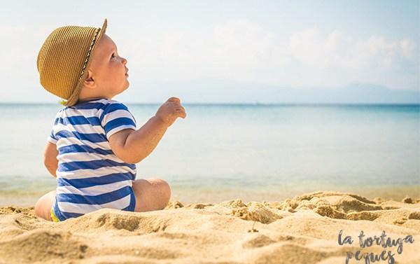 Consejos de tienda de ropa bebé para proteger a los pequeños del calor