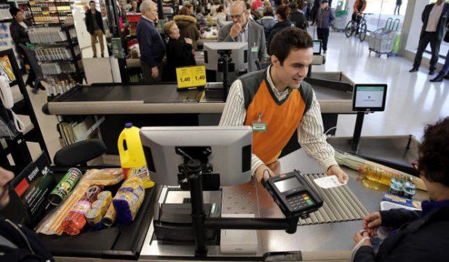 3,1 millones invierte Mercadona en supermercados 100% conectados