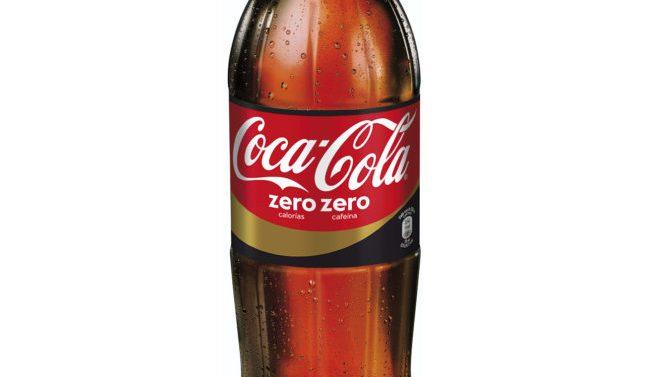 Coca-Cola  Zero-Zero alparecer no es tan apetecida en los restaurantes