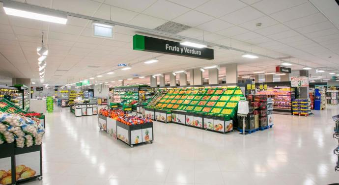 Mercadona abre un nuevo supermercado eficiente en Las Palmas