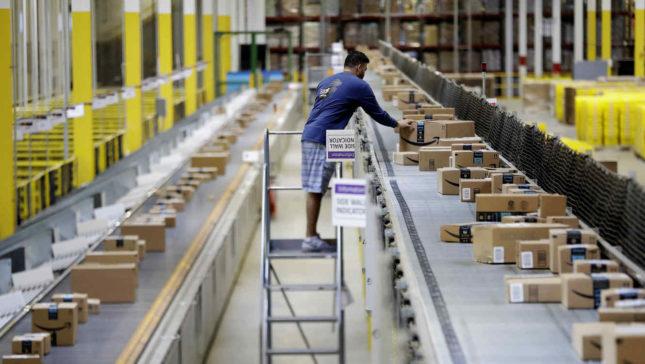 Amazon anuncia nuevas contrataciones para la campaña de Navidad