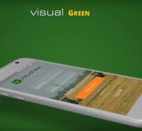 Visual Green, nueva plataforma que permitirá digitalizar la agricultura española