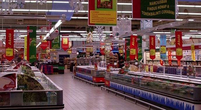 ¿Cómo trabaja una empresa de limpieza en Madrid en un supermercado?