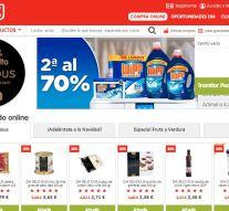 Grupo DIA incrementa un 1,5% sus ventas