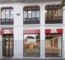 Five Guys llegará en 2018 a Granada e inicia su expansión por España
