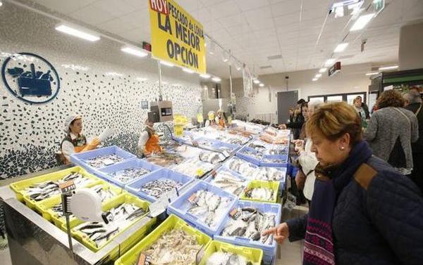 Mercadona suscribe convenio con el CISC para mejorar calidad del pescado