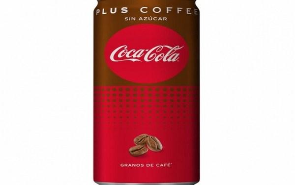 Ya estará disponible la Coca-Cola Plus Coffee en España