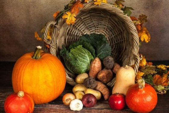Los alimentos clásicos del otoño y sus principales propiedades