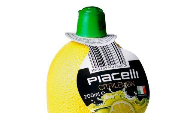 Sanidad alerta del riesgo de consumir Piacelli Citrilemon