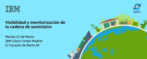 Encuentro profesional: Visibilidad y monitorización de la cadena de suministro
