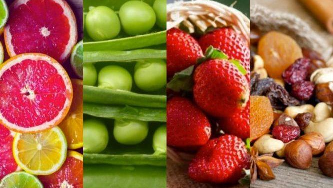 10 alimentos que no deberían faltar en tu dieta durante esta primavera