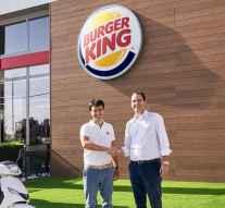 Acuerdo entre Burger King y Just Eat  para ampliar la entrega a domicilio