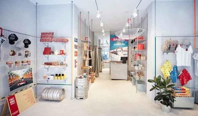 Mahou estrena tienda lifestyle en Madrid