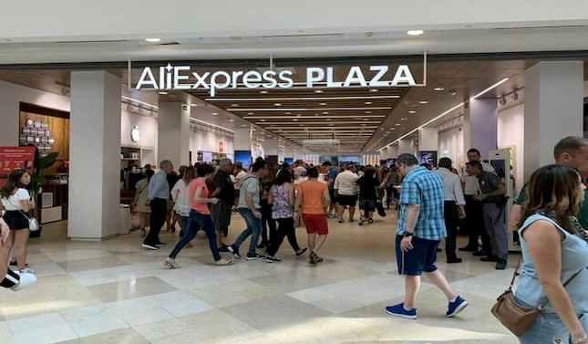AliExpress estrenará se segunda tienda física en España