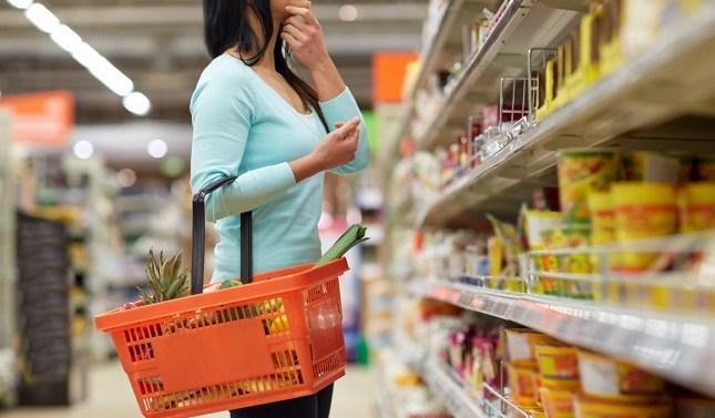 La facturación de los supermercados crece por quinto año consecutivo