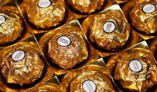 Ferrero Rocher cumple 30 años en España
