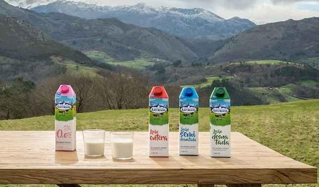 Central Lechera Asturiana lanza recetas saludables para los asistentes virtuales Google y Alexa