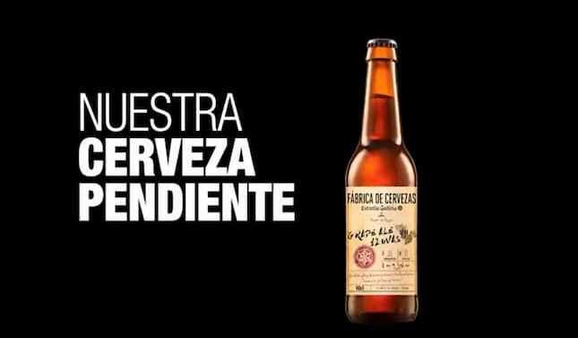 Estrella Galicia lanza al mercado su nueva cerveza Grape Ale 12 uvas