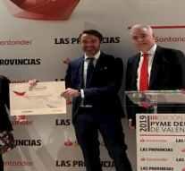 Zummo recibe el premio de internacionalización 2019