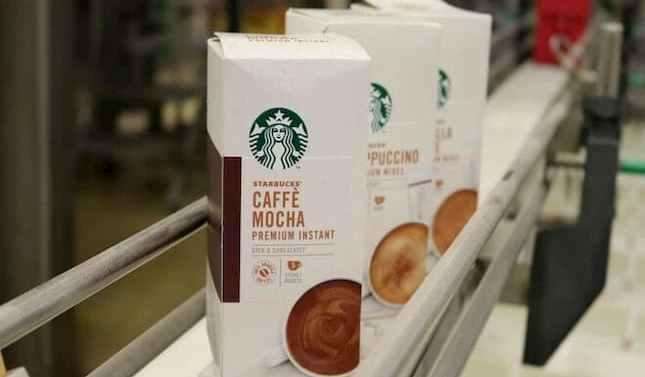 Nestlé estrena nueva gama con el café Starbucks soluble premium