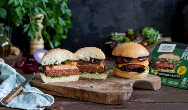 Nestlé lanza en España su hamburguesa 100% vegetal