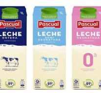 Pascual lanza el tetra brik para leche UHT con materiales renovables