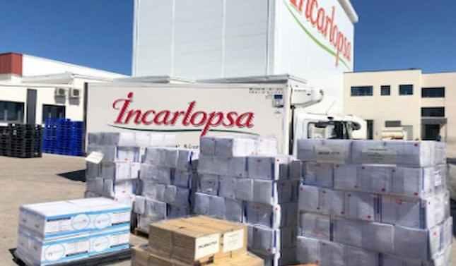 Incarlopsa dona más de 71.000 unidades de material sanitario y de protección